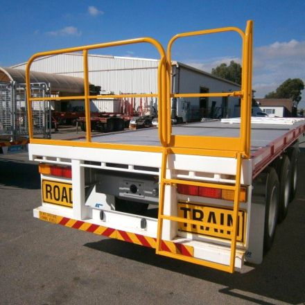 Gates for Trucks and Trailers - Access Ladders