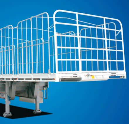 Gates for Trucks and Trailers - Load Racks